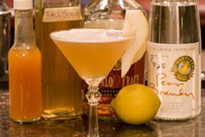 Oregon Trace Cocktail