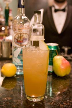 magellan pear ginger ale