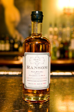 Ransom Old Tom Gin Post Prohibition
