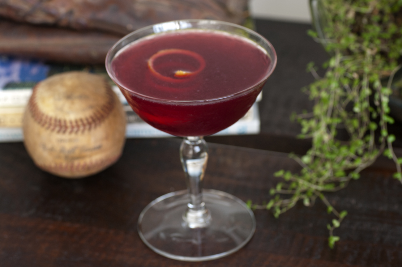 Elderberry Cocktail