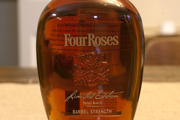 Four Roses Barrel Strength